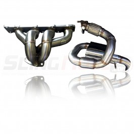 1320 Performance V1 Exhaust & V1 Header Combo for the Polaris Slingshot