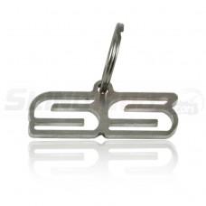 Aluminum SS Keychain for the Polaris Slingshot