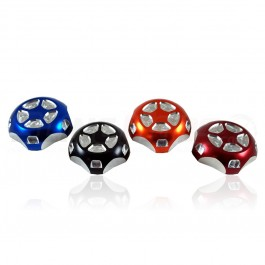 Alba Racing Billet Aluminum Anodized Gas Cap for the Polaris Slingshot