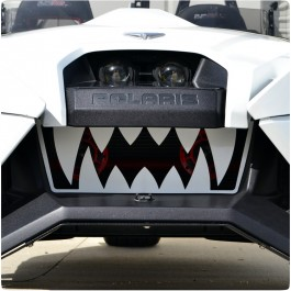 ATC Front Teeth Grille for the Polaris Slingshot