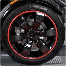 AlloyGator Wheel Rim Protectors for the Can-Am Spyder (Set of 4)