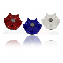Alpha Powersport 3 Piece Locking Gas Cap for the Polaris Slingshot