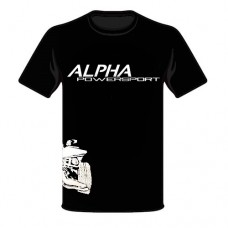 Alpha Powersport Official T-Shirt