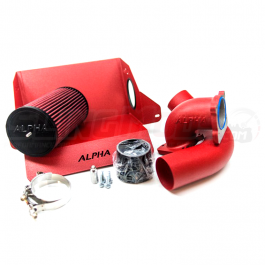 Alpha Aftermarket Cold Air Intake System for the Polaris Slingshot