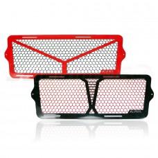 Alpha Powersport Honeycomb Mesh Front Grille for the Polaris Slingshot