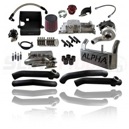 Alpha Turbo Kit for the Polaris Slingshot