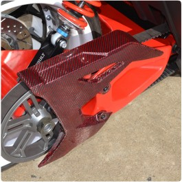 Alpha Powersport Kevlar Belt Guard for the Polaris Slingshot