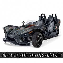 AMR Roadster Hood & Side Panel Graphics Kit for the Polaris Slingshot
