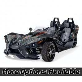 AMR Roadster Hood & Side Panel Graphics Kit for the Polaris Slingshot