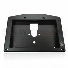 Clarion CMS5 Billet Aluminum Mounting Plate for the Polaris Slingshot (2015-17)