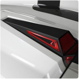 Assault Industries Vented Hood Insert for the Polaris Slingshot