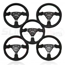 Assault Industries Tomahawk Round Steering Wheel for the Polaris Slingshot