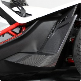 **CLOSEOUT** Carbon Fiber Replacement Front Fenders for the Polaris Slingshot (Set of 2) (2015-16)