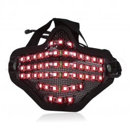 Bionic Designs Adjustable Multi Color LED Face Mask