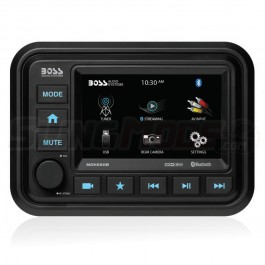 "Boss Audio 5"" Touchscreen Bluetooth Audio Receiver w/Backup Camera Integration"