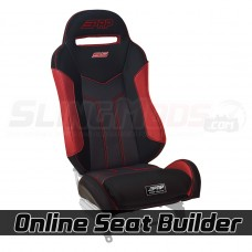 PRP SS Style Suspension Seats for the Polaris Slingshot (Pair)