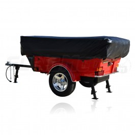 Bunkhouse King LX Camper Trailer for the Polaris Slingshot