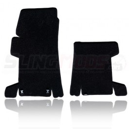 Luxe Fitted Carpet Floor Mats for the Polaris Slingshot