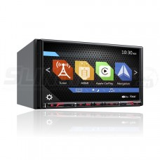 """Clarion Bluetooth NX807 CD / DVD / Navigation 7"""" Touch Screen for the Polaris Slingshot"""