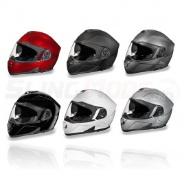 Daytona Glide Series Modular Helmet with Inner Sun Shield (DOT Approved)