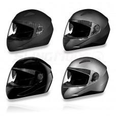 Daytona Shifter Series Full Face Helmet with Inner Sun Shield (DOT Approved)