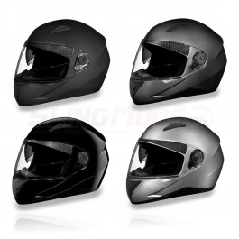 Daytona Shifter Series Full Face Helmet with Inner Sun Shield (DOT Approved)