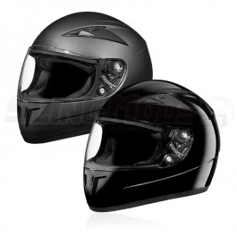 Daytona Shadow Series Full Face Helmet (DOT Approved)