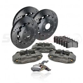 DDMWorks Big Brake Kit for the Polaris Slingshot