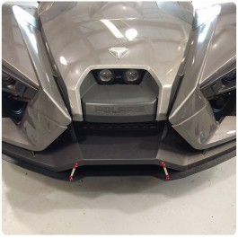DDMWorks Front Splitter Kit for the Polaris Slingshot
