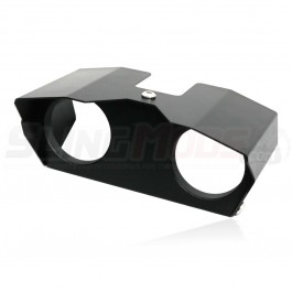DDMWorks 52mm Adjustable Dual Gauge Pod for the Polaris Slingshot