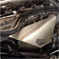 DDMWorks Exhaust Manifold Heat Shield for the Polaris Slingshot
