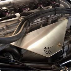DDMWorks Exhaust Manifold Heat Shield for the Polaris Slingshot