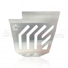 DDMWorks Passenger Side Kick Plate for the Polaris Slingshot