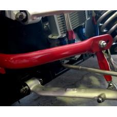 DDMWorks Upgraded Adjustable Sway Bar for the Polaris Slingshot