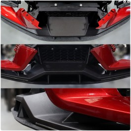 DDMWorks V2 Front Splitter Kit for the Polaris Slingshot (2015-19)