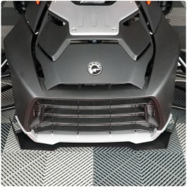 4-Position Adjustable Front Splitter with Canards for the Can-Am Ryker