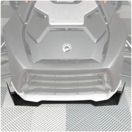 Adjustable Front Splitter with Canards for the Can-Am Ryker
