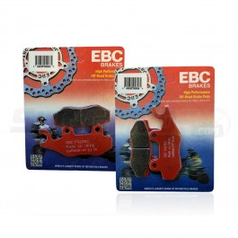 EBC High Performance Front Brake Pads for the Can-Am Ryker (135X/165X) (Pair)