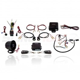Electrical Connection Security Alarm System for the Polaris Slingshot