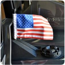 """6"""" x 9"""" Flag Holder Kit for the Polaris Slingshot"""