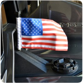 "6"" x 9"" Flag Holder Kit for the Polaris Slingshot"