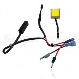 Electrical Connection Glove Box LED Light Kit for the Polaris Slingshot