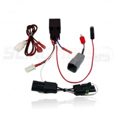 Electrical Connection OEM Reverse Camera Control Harness for Aftermarket Head Units on the Polaris Slingshot