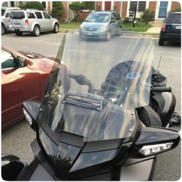 F4 Customs Touring Windshield for the Can-Am Spyder F3T / F3 Limited