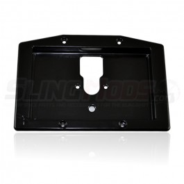 Clarion CMS5 Billet Aluminum Mounting Plate for the Polaris Slingshot