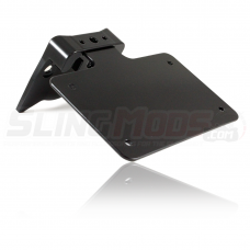 Fab Factory Tucked License Plate Bracket for the Polaris Slingshot