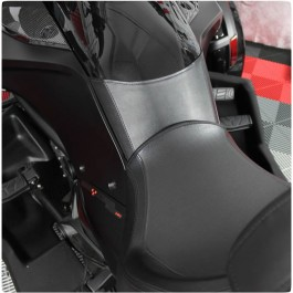 Hopnel Gas Tank Mini Bra for the Can-Am Spyder F3