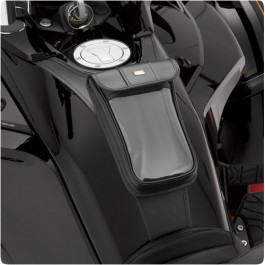 Hopnel Tux Tie with Removable Tank Storage Pouch for the Can-Am Spyder F3