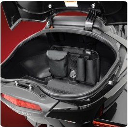 Hopnel Rear Top Case Trunk Organizer for the Can-Am Spyder F3T / F3 Limited