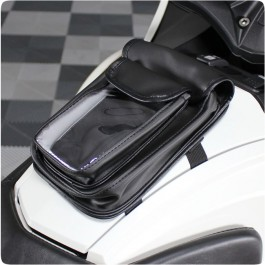 Hopnel Glove Box Double Tank Storage Pouch for the Can-Am Spyder RT (2010-19)
